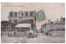 14 - LION-SUR-MER . HÔTEL DE LA PLAGE - Réf. N°4382 - - France