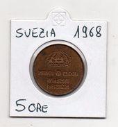 Svezia - 1968 - 5 Ore - (MW471) - Svezia