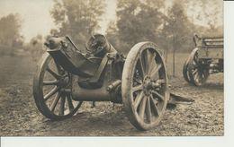 FK Zerstörtes Geschütz - Guerra 1914-18