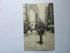 Le Rempailleur De Chaises - Petits Métiers à Paris