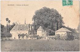 46. GOURDON. Château Du Bouscot - Gourdon