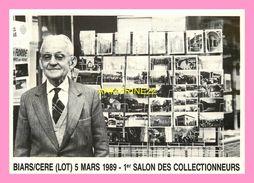 CPM SAINT CERE  M.JEAN  VERTUEL - Saint-Céré