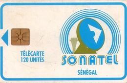 TARJETA TELEFONICA DE SENEGAL. (838) - Senegal