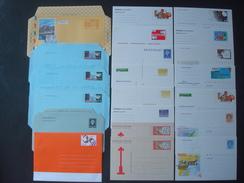 NEDERLAND 21 POSTAL STATIONERIES & AEROGRAMS - Collections