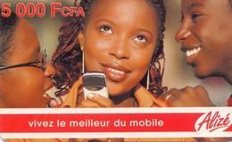 TARJETA TELEFONICA DE SENEGAL. (896) - Senegal