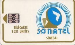 TARJETA TELEFONICA DE SENEGAL. (837) - Senegal