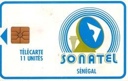 TARJETA TELEFONICA DE SENEGAL. (438) - Senegal