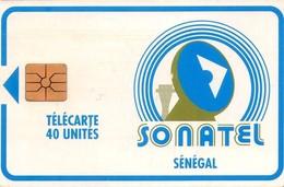 TARJETA TELEFONICA DE SENEGAL. (836) - Senegal