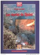 LES MARINS AU DJEBEL GUERRE ALGERIE COMMANDO MARINE DBFM BERET VERT YATAGAN TEMPETE - Books