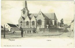 Meise/Meysse. Eglise/Kerk. - Meise