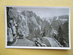 GOLLING. La Route De Kehlstein. Le Göll Et Le Brett. - Golling