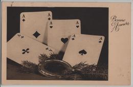 Spielkarten - Carte De Jeu - Bonne Annee - Cartes à Jouer