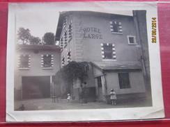 """Photo De Ouroux """" Hotel Large """" - France"""