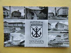 SOLINGEN. Multivues. - Solingen