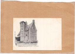 PLESSIS LES TOURS - 37 - CPA DOS SIMPLE Du Chateau - BERG1 - - France