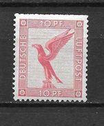 LOTE  1365  ///   ALEMANIA IMPERIO AÑO 1926   YVERT Nº: 28 *MH - Aéreo