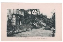 76 - YPORT . Enclos Du Sacré-Coeur . Colonie Saint-Vincent - Réf. N°4390 - - Autres Communes