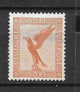 LOTE  1365  ///   ALEMANIA IMPERIO AÑO 1926   YVERT Nº: 31 *MH - Airmail