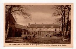 CPA-J1401-PLAINTEL ORPHELINAT DE SAINT QUIHOUET RELIGIEUSES DE LA SAGESSE - France