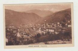 RONCO SCRIVIA (GENOVA) - PANORAMA - VIAGGIATA 18.08.1928 - ITALY POSTCARD - Genova