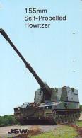 Télécarte JAPON * WAR TANK (215) MILITAIRY LEGER ARMEE PANZER Char De Guerre * KRIEG * JAPAN Phonecard Army - Army