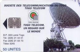 TARJETA TELEFONICA DE TOGO.(928) - Togo