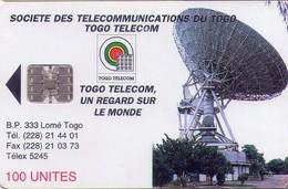 TARJETA TELEFONICA DE TOGO.(930) - Togo
