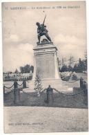---80 ----  ABBEVILLE Le Monument De 1870 - TTB Neuve - Abbeville