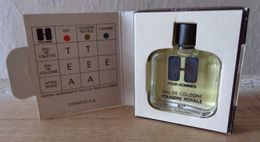 ACHAT IMMEDIAT    Miniature H POUR HOMME FOUGERE ROYALE DIPARCO Eau De Cologne - Miniature Bottles (in Box)