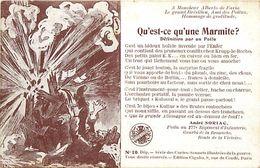 - Ref-650- Guerre 1914-18 - Cartes Sonnets Illustrees De La Guerre - N°10 - Definition De La Marmite Par Un Poilu - - Guerre 1939-45