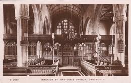 DARTMOUTH  ST SAVIOURS CHURCH INTERIOR - Other