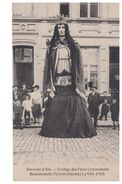 BELGIQUE . ATH . Cortège Des Fêtes Communales . Mademoiselle Victoire - Réf. N°4397 - - Ath