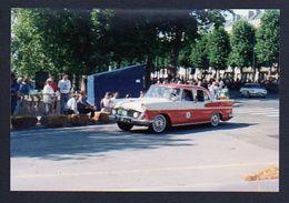 """Photo Originale """"Rétrospective Circuit Automobile De La Prairie Caen 1993"""" / Simca Chambord 1960 - Cars"""