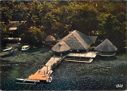 PIE 17-GAN-7986 : BORA BORA  CLUB MEDITERRANEE - Polynésie Française