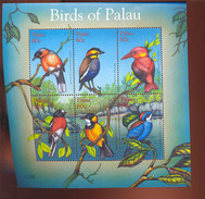 PALAU   640  MINT NEVER HINGED MINI SHEET OF BIRDS   #   M-756-3  ( - Zonder Classificatie