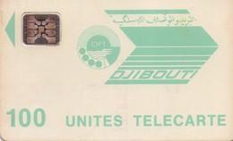 TARJETA TELEFONICA DE DJIBOUTI.(831) - Djibouti