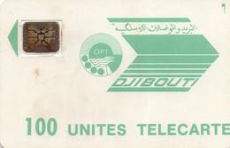 TARJETA TELEFONICA DE DJIBOUTI.(832) - Djibouti