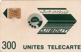 TARJETA TELEFONICA DE DJIBOUTI.(833) - Djibouti