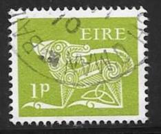 Ireland, Scott # 251 Used Dog, 1969 - 1949-... Republic Of Ireland