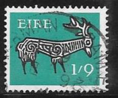 Ireland, Scott # 262 Used Stag, 1969 - 1949-... Republic Of Ireland