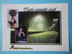 Bosnia Erzegovina - Tuzla Sajamski Grad With Love - Promo International - Bosnia Erzegovina