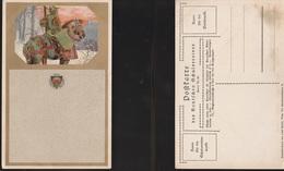 13841) DEUTSCHEN DEUTSCHER SCHULVEREINES KARTE 36 NON VIAGGIATA BUONE CONDIZIONI - Thiele, Arthur