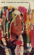 TARJETA TELEFONICA DE GAMBIA. (447) - Gambia