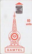 TARJETA TELEFONICA DE GAMBIA. (835) - Gambia