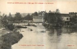 MUSSY SUR SEINE LE DEVERSOIR - Mussy-sur-Seine