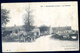 Cpa Du 45  Charsonville -- La Vendrée  SEP17-33 - France