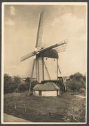 Geuzendam Nr. 254 C; Scherpenzeel, Gesloten Standaardmolen. PWS Uit 1939, 7½ Cent Rood Ongebruikt. - Material Postal