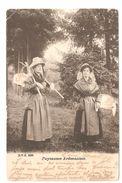 Paysannes Ardennaises - Dos Simple - 1903 - Belgique