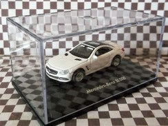 Miniature 1/87-HO - Mercedes Benz SL 500 2012 (R231) - Echelle 1:87