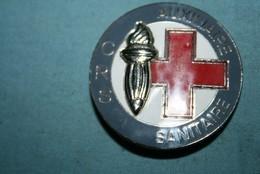 Superbe Ancien Insigne POLICE CRS - Police & Gendarmerie